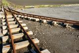 Forgotten Railway - 24 Photographic Print by  akorotaev