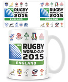 Rugby World Cup - Qualifiers Mug Taza