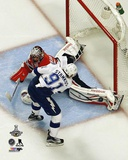 Corey Crawford Save in Game 6 of the 2015 Stanley Cup Finals Photo