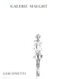 Nudo di donna di fronte, 1961 Poster di Alberto Giacometti