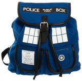 Doctor Who TARDIS Knapsack Backpack
