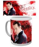 Sherlock - Get Sherlock Mug Taza