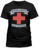 Bon Jovi - Bad Medicine T-Shirts