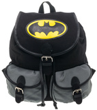 Batman Logo Knapsack Backpack