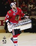 Kris Versteeg Celebrating with the Stanley Cup  2015 Photo