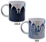 Doctor Who Weeping Angel Mug Taza