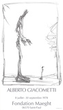 Disegno I Stampa da collezione di Alberto Giacometti