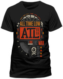 All Time Low - Volts T-Shirt