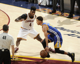 2015 NBA Finals - Game Six Photo af David Liam Kyle