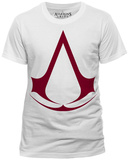 Assassin's Creed - Logo White Shirts