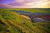 Dakota del Sur Lámina fotográfica por  duallogic