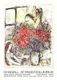 La Chevauchee Samlertryk af Marc Chagall