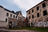 Abandoned and Ruined Buildings Photographic Print by  dabldy