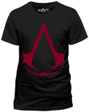 Assassin's Creed - Logo Black T-Shirts