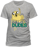 Adventure Time - Chill Out Dude T-Shirt