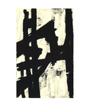 New York, NY Serigraph by Franz Kline