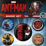 Ant-Man Badge Pack Chapa