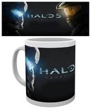 Halo - 5 Faces Mug Krus