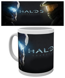 Halo - 5 Faces Mug Becher