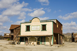 Wild West Town Photographic Print by  aluxum