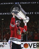 Patrick Sharp Celebrating with the Stanley Cup  2015 Photo