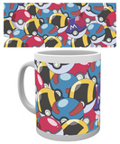 Pokemon - Pokeballs Mug Taza