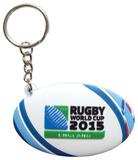 Rugby World Cup - Ball Keychain Keychain