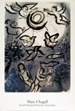 Creation Collectable Print by Marc Chagall