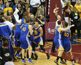 2015 NBA Finals- Game Six Photo by Joe Murphy