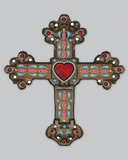 Cross I Poster af Maria Mendez