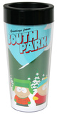 South Park 16 oz. Plastic Travel Mug Taza