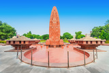 Jallianwala Bagh Memorial Photographic Print by  saiko3p