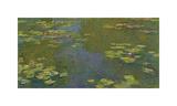 Le Bassin aux Nymphéas Premium Giclee Print by Claude Monet