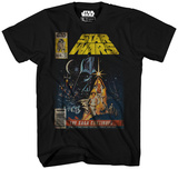 Star Wars- Saga Continues T-skjorter