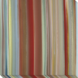 Warm Multicolor Stretched Canvas Print by  Richardson