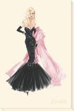 Stealing the Spotlight™ Barbie® Doll (2009) Leinwand von  Best