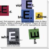 Colors are Soul Reproducción en lienzo de la lámina por  Koconis