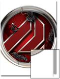 ANT-MAN Acrylic Art Poster