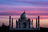 Taj Mahal ,Agra, India Photographic Print by  ImpakPro