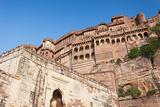 Mehrangarh Fort, Jodhpur Photographic Print by  saiko3p