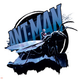ANT-MAN Wall Decal Autocollant mural
