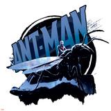 ANT-MAN Wall Decal Wandtattoo