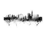 London England Skyline Reprodukcja zdjęcia autor Michael Tompsett