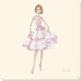 Southern Charm™ Barbie® Fashion Leinwand von  Best