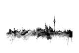 Berlin Germany Skyline Photographic Print by Michael Tompsett