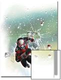 ANT-MAN Acrylic Art Art