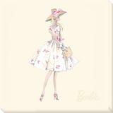 Garden Party™ Barbie® Doll (2009) Leinwand von  Best