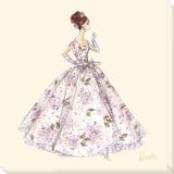 Violette™ Barbie® Fashion Leinwand von  Best