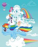 My Little Pony Pegasus Friend Poster