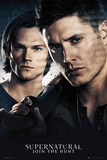 Supernatural Brothers Poster